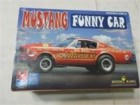Mustang Model Kits #1