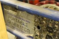 Two Portable Generators For Parts or Repair