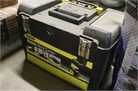 Set of Plastic Tool Boxes