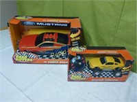 Remote Control Mustangs
