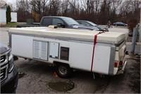 Apache Pop Up Camper- No Title No Keys - Unknown