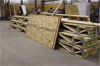 20 Floor Trusses - 24 feet long