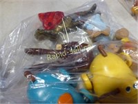 Elmo & McDonalds Toys