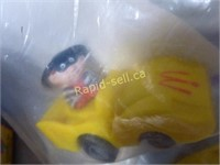More Happy Meal Toys