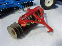 Metal Farm Toys