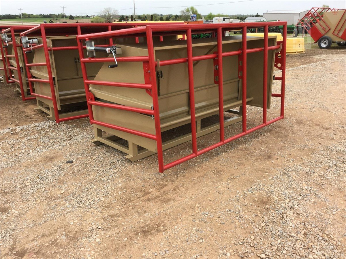 2019 3C CATTLE FEEDERS CF2T For Sale In Guthrie, Oklahoma