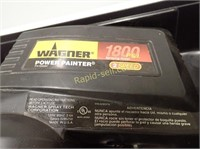 Wagner 1800 Electric Paint Sprayer