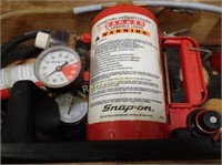 Snap-On MT338B Fuel System Cleaner