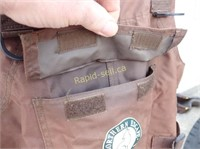 Northern Escape insulated Size 10 Chest Waders