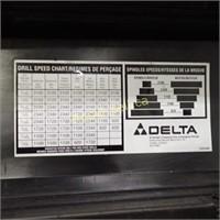 Delta Tabletop Drill Press