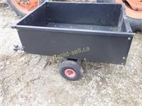 Garden Tractor Trailer