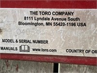 2013 Toro Greensmaster 800