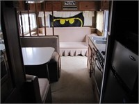 1970 BAT ALCOVE CAMPER 30 FT TRAILER