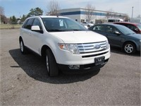 2011 FORD EDGE SEL 185199 KMS