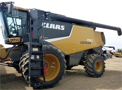 CLAAS LEXION 750 For Sale - 24 Listings | MarketBook ca
