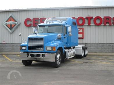 MACK PINNACLE CHU613 Heavy Duty Trucks Auction Results - 48