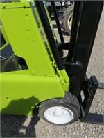 Clark C25B Forklift | BidCal, Inc  - Live Online Auctions