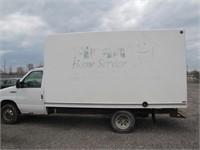 2007 FORD E SERIES VAN 097430 KMS