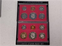 United States Proof Sets for 1980 & 1982