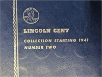 Lincoln Cent Collections, Number 1 & 2) Number 2