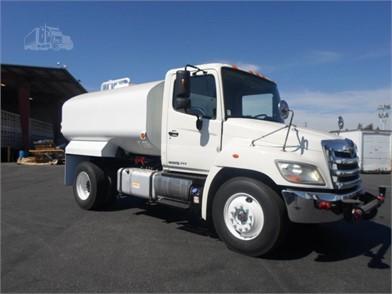 HINO Water Tank Trucks For Sale - 5 Listings | TruckPaper