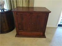 Beautiful Antique Style Wooden Cabinet