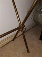 Beautiful Metal Decorative Rectangular Stool