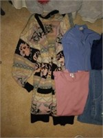 Large Lot of Women's General Clothing
