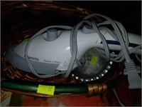 Estate lot of Houshold Items-Iron,blow dryer,etc