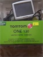 TomTom One 130 GPS