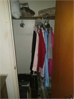 Estate Lot of Closet Full of Household Items