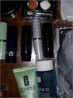 Lot of Estee Lauder, Lancome, & Clinique Makeup