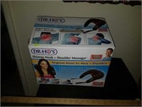 Dr-Ho's Pain Relief Experts Shiatsu Neck Massager
