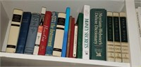 Estate lot of books and more