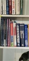 Estate lot of books,