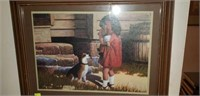 Estate lot of 3 pictures
