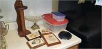 Estate lot of misc kitchen items
