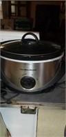 Club pot, crock pot, electric skillet