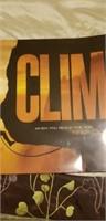 "Motivational picture ""Climb"""