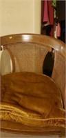 Beautiful vintage wood chair