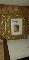 Estate lot of different picture frames