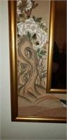 Beautiful Hand Decorated Mirror