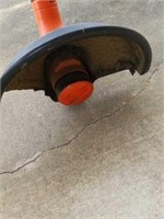 Black & Decker Grass Hog Battery Powered Weedeater