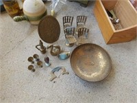 Lot of Estate Household Items
