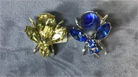 8 Insect Pins