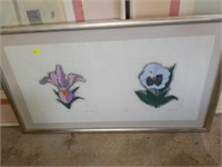 Lot of 4 Beautiful Framed Prints