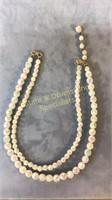 7 Piece Iridescent Necklace Bracelet Rings