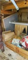 Buffer, Christmas tree,  and more