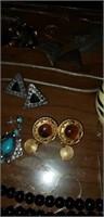 Estate lot of jewelry