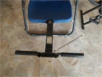Pair of Ab Workout Equipment